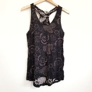 NWT Urban Outfitters Racerback Tank Tunic Top